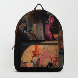 Skull machine Backpack
