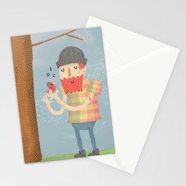 Bird Friend. Stationery Cards
