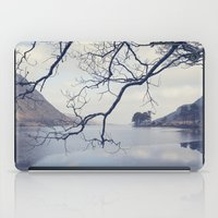 lake iPad Cases featuring Lake by Marie Carr