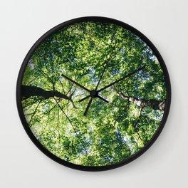 i'm on my way Wall Clock