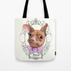 Chihuahua - Tuna  Tote Bag