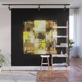My Cubed Mind: Frame 001 Wall Mural