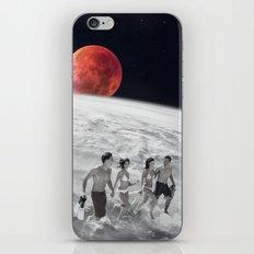 Genuine happiness iPhone & iPod Skin