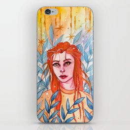 Lost In The Woods iPhone Skin