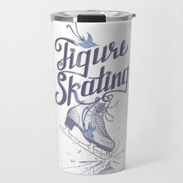Figure skating Travel Mug