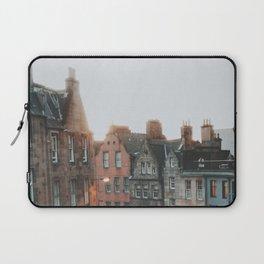 Golden Hour in Edinburgh Laptop Sleeve
