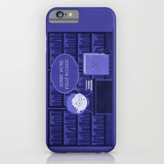 No Vacancy iPhone & iPod Case