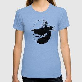 Raven Silhouette II T-shirt
