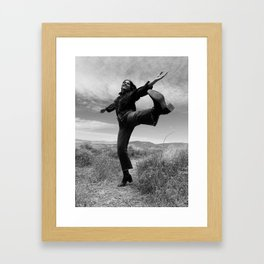 Antelope Valley, CA Framed Art Print