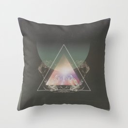 STELLAR ICON ▲ Throw Pillow