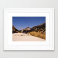 spain Framed Art Prints featuring SPAIN by Jennifer Spradling