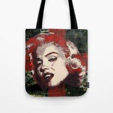 Pop Vamp Tote Bag