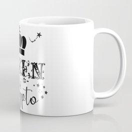 Queen of Crypto Coffee Mug