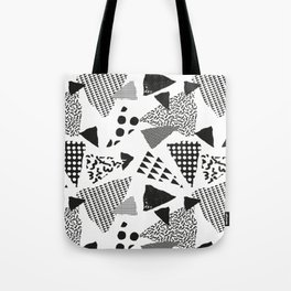 Geometric in Memphis Tote Bag