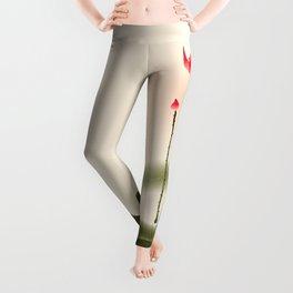 Oriental Lotus 002 Leggings