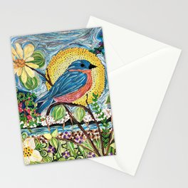 Bluebird Stationery Cards