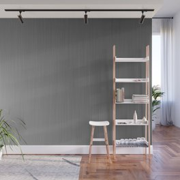 Smooth Sheet Metal Dull Ombre Texture Graphic Design Wall Mural