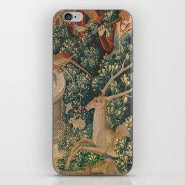 The Hunt of the Unicorn iPhone Skin