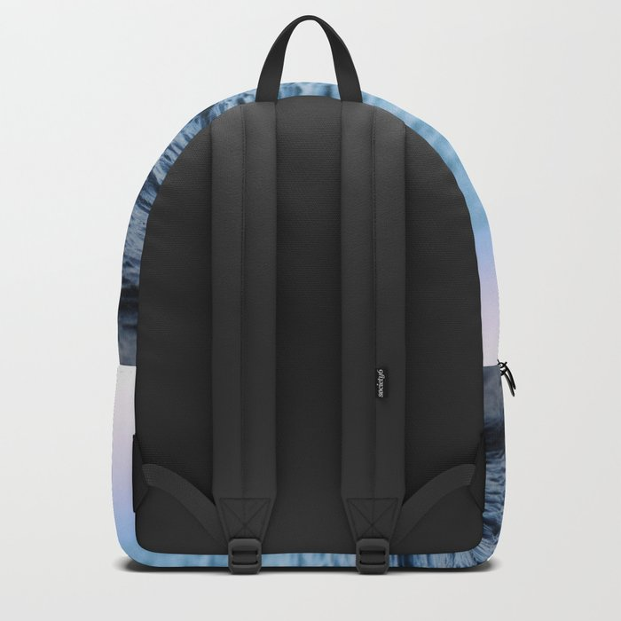 At Rest - a sunset Backpack