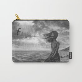 The Lighthouse Keeper's Daughter Carry-All Pouch