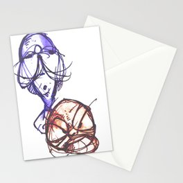 Ying & Yang Stationery Cards