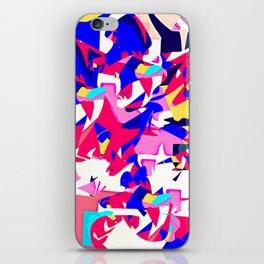 Jumble iPhone Skin