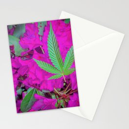 Color Of Health Stationery Cards