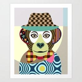Jungle VIP Art Print