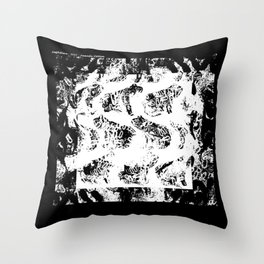 Amphibian Throw Pillow