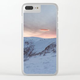 The truth is out there - Landscape and Nature Photography Clear iPhone Case