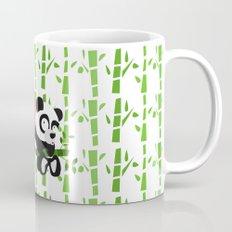 p for panda Mug