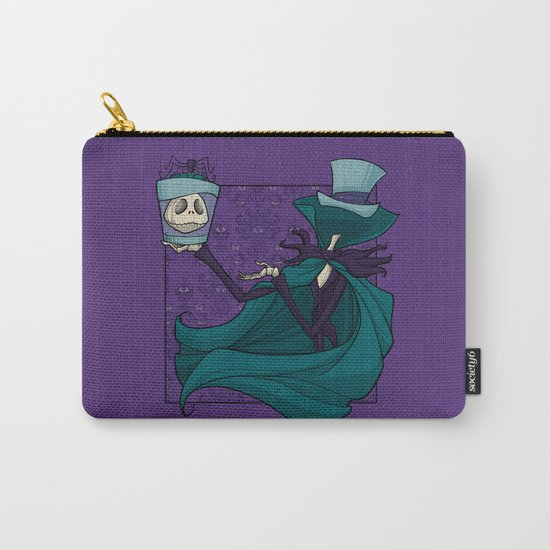 Hatbox Jack Carry-All Pouch