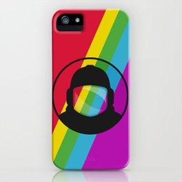 Retronaut. iPhone Case