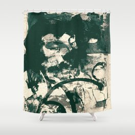 Paul Gauguin Shower Curtain