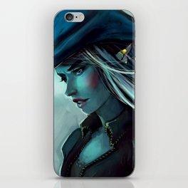 Piratess iPhone Skin