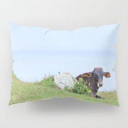 Rosa Cow Pillow Sham