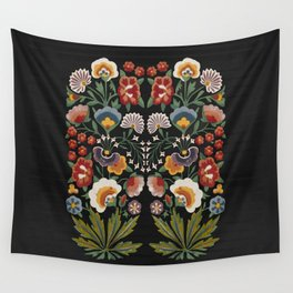 Plant a garden Wall Tapestry