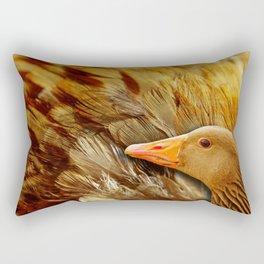 Duck theme Rectangular Pillow