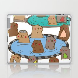 Capybara Laptop & iPad Skin