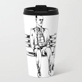 Forrest Gump Travel Mug