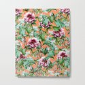 Frosty Florals || #society6 #decor #buyart by 83oranges