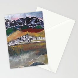 The Glass Lake Stationery Cards
