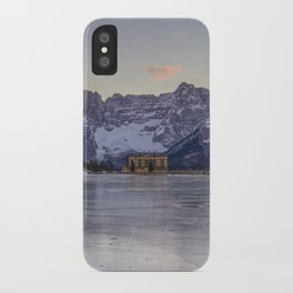 The Thin Ice iPhone Case