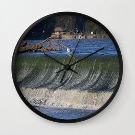Dam Dance Wall Clock