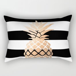 Pineapple Vibes Rectangular Pillow