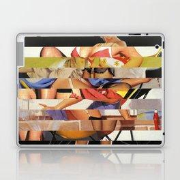 Glitch Pin-Up Redux: Gwen Laptop & iPad Skin