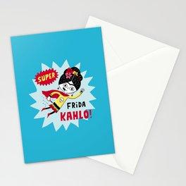 Super Frida Kahlo Stationery Cards