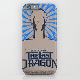The Last Dragon iPhone Case