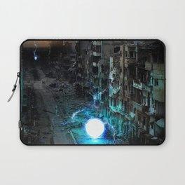 Dystopian Orbs Laptop Sleeve