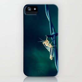 Hopper Three iPhone Case